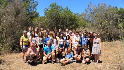 BirdLife Malta Action for Nature Youth Exchange